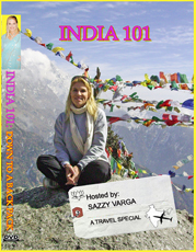 India 101 - Sazzy Varga