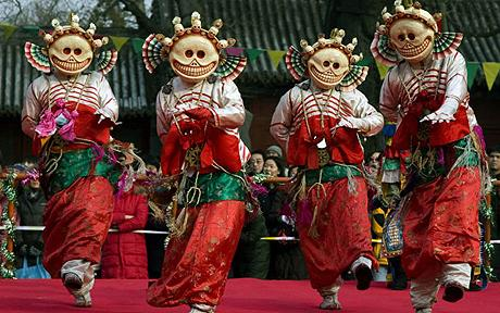 Tibetan New Year © AP